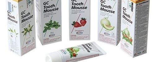 Restoring gel Tooth Mousse
